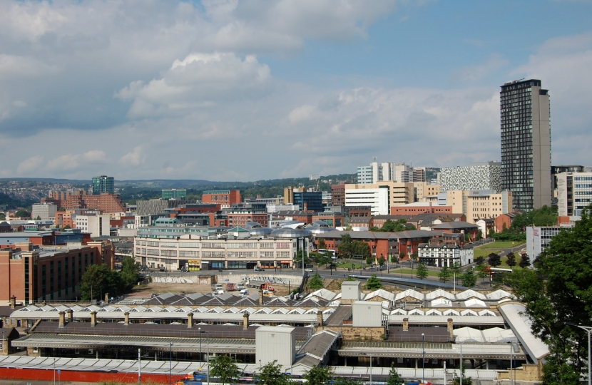Crime and Policing in Sheffield